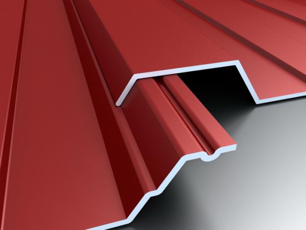 Укладка и крепление профнастила на крышу
