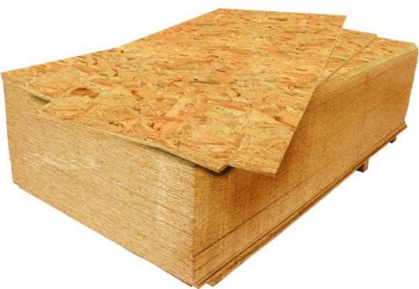 Ориентированно-стружечная плита (OSB)