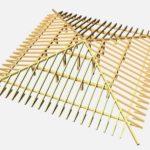Шатровая крыша – стропильная система