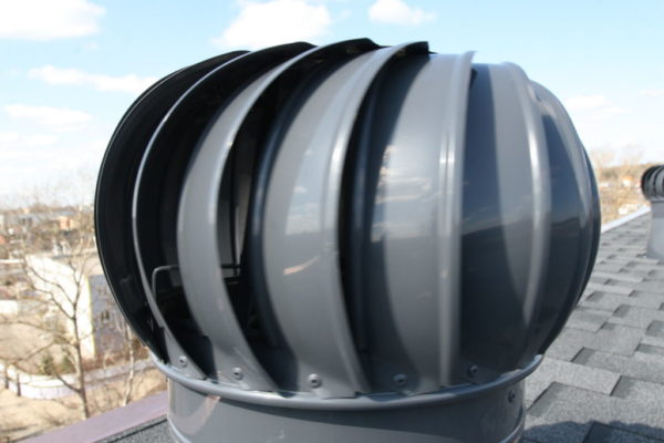 Фото турбинного аэратора