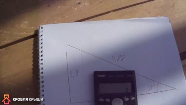 Указание размеров на чертеже