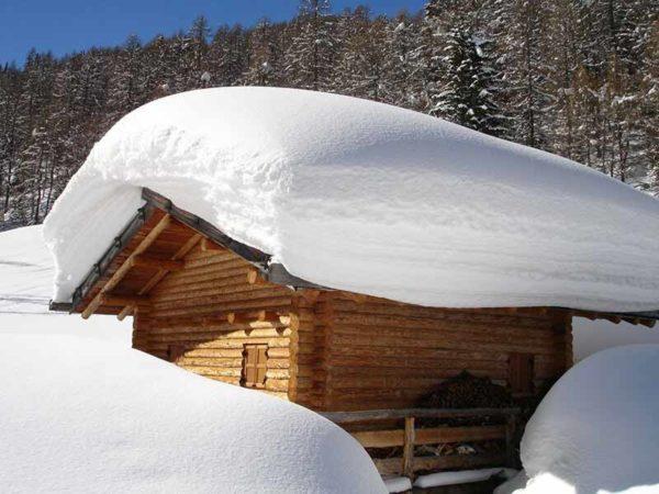 Снеговые нагрузки считаются длительными и принимаются в расчет