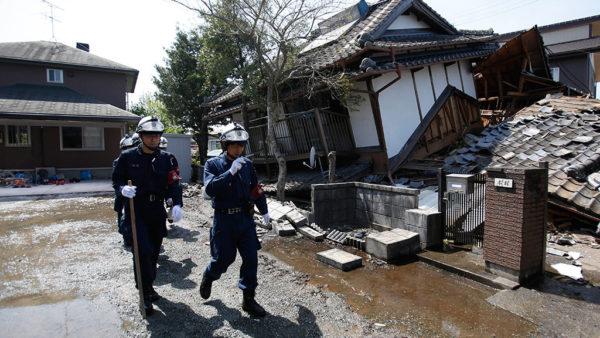 В числе особых нагрузок - землетрясения и стихийные бедствия
