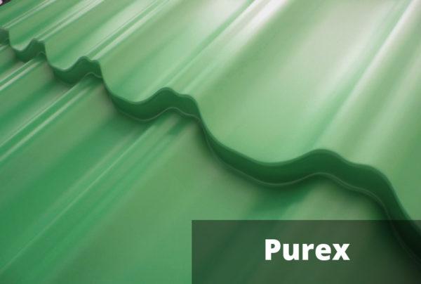 Металлочерепица Purex (Пурекс)