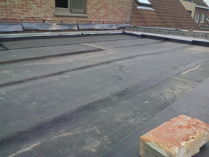 Рубероид на крышу гаража купить вентиляция для гаража купить