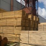 Заготовка строительных материалов