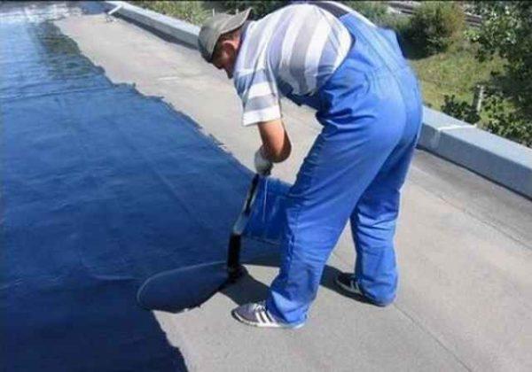 Битумная мастика для крыши