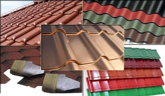 Чем дешевле покрыть крышу дома