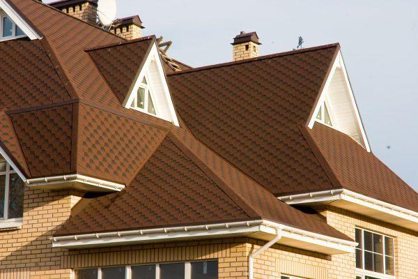 Чем сложнее крыша, тем больше непродуктивных отходов