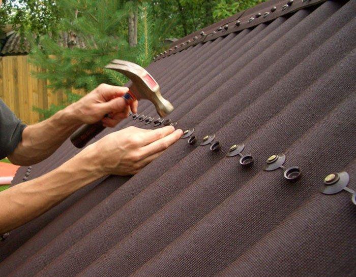 Монтаж ондулина – пошаговая инструкция как крыть крышу ондулином