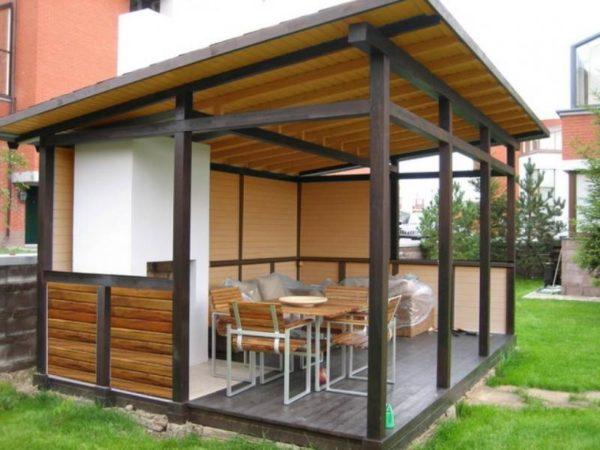 Угол ската крыши зависит от некоторых факторов