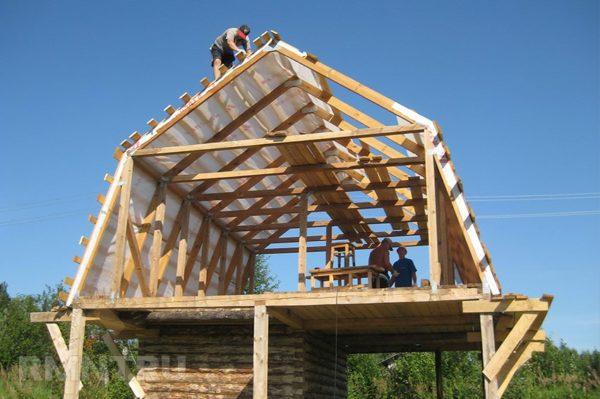 Чем больше опыта у строителей, тем быстрее завершится строительство