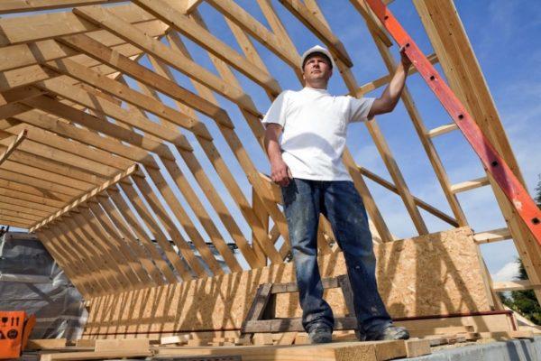 Опытные строители не допускают ошибок, ведущих к перерасходу стройматериалов