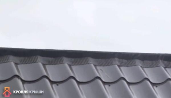 Закрепленный аэроэлемент