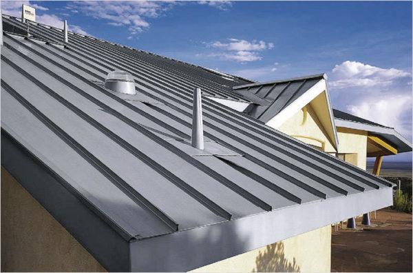 Кровельное железо для крыши