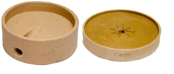 У разных производителей основание дымохода может отличаться по внешнему виду