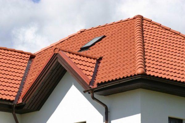 Керамическая черепица для крыши