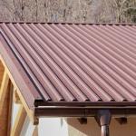 Крыши и навесы