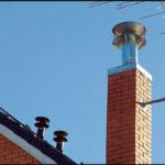 Дефлектор на трубу дымохода