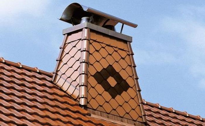 Как сделать защиту на дымоход
