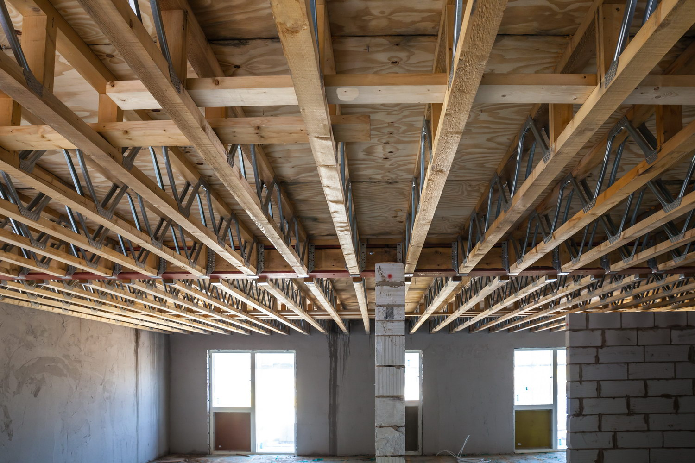 какое перекрытие лучше для двухэтажного дома