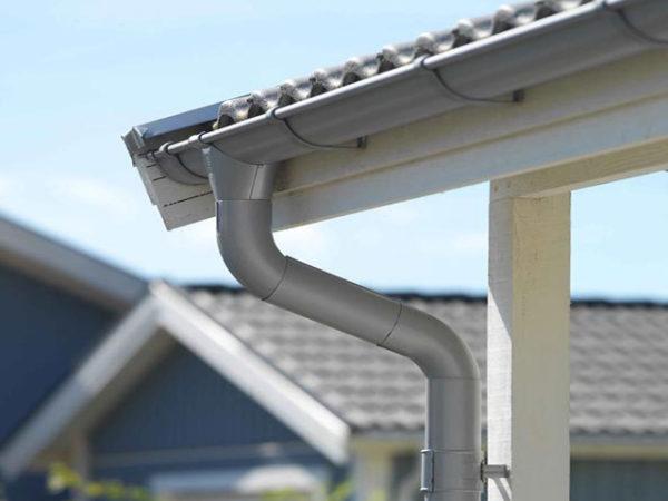 Водоотводящая система должна устанавливаться на всех типах зданий