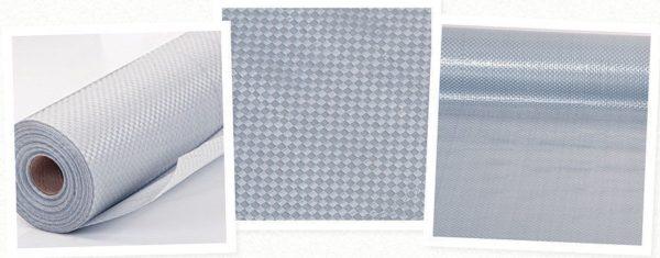 Благодаря особой структуре, пароизоляционная мембрана обеспечивает утеплителю надежную защиту от влаги