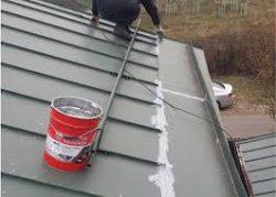 Аварийный ремонт крыши