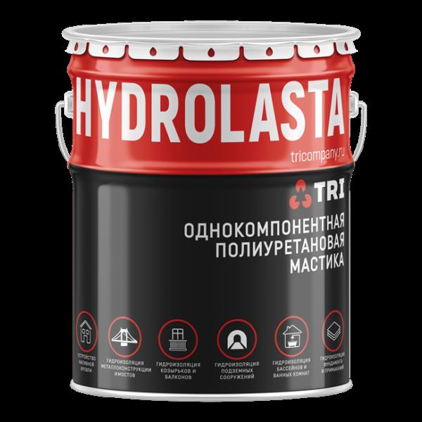 Универсальная однокомпонентная полиуретановая мастика для устройства кровли, гидроизоляции и защиты от коррозии