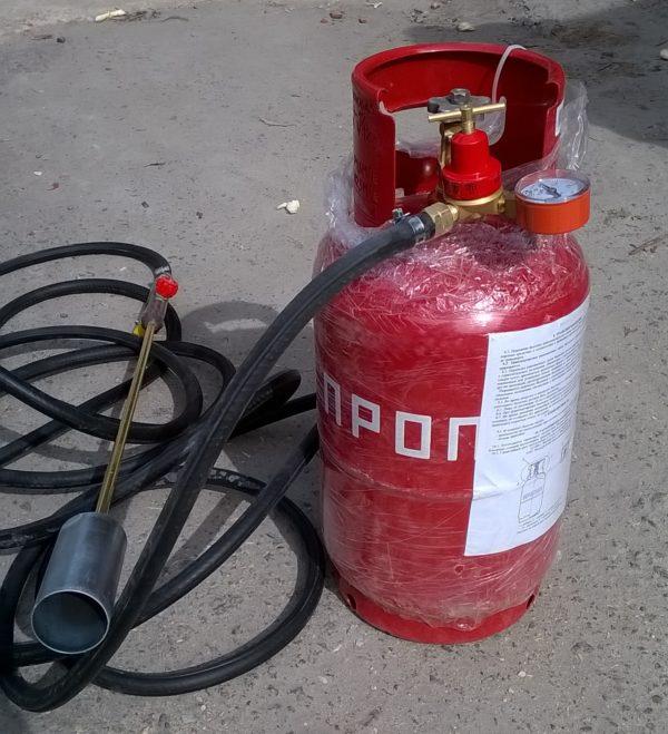 Газовоздушная горелка
