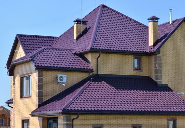 Каждому хочется, чтобы его крыша выглядела оригинально