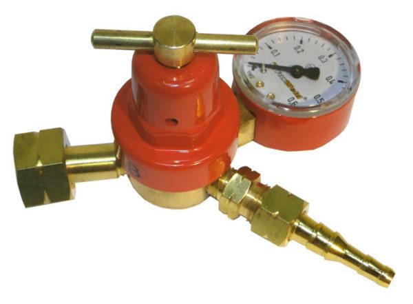 Пропановый редуктор для газовой горелки