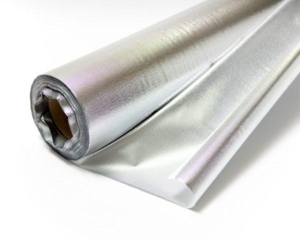 Мембрана с фольгированной поверхностью